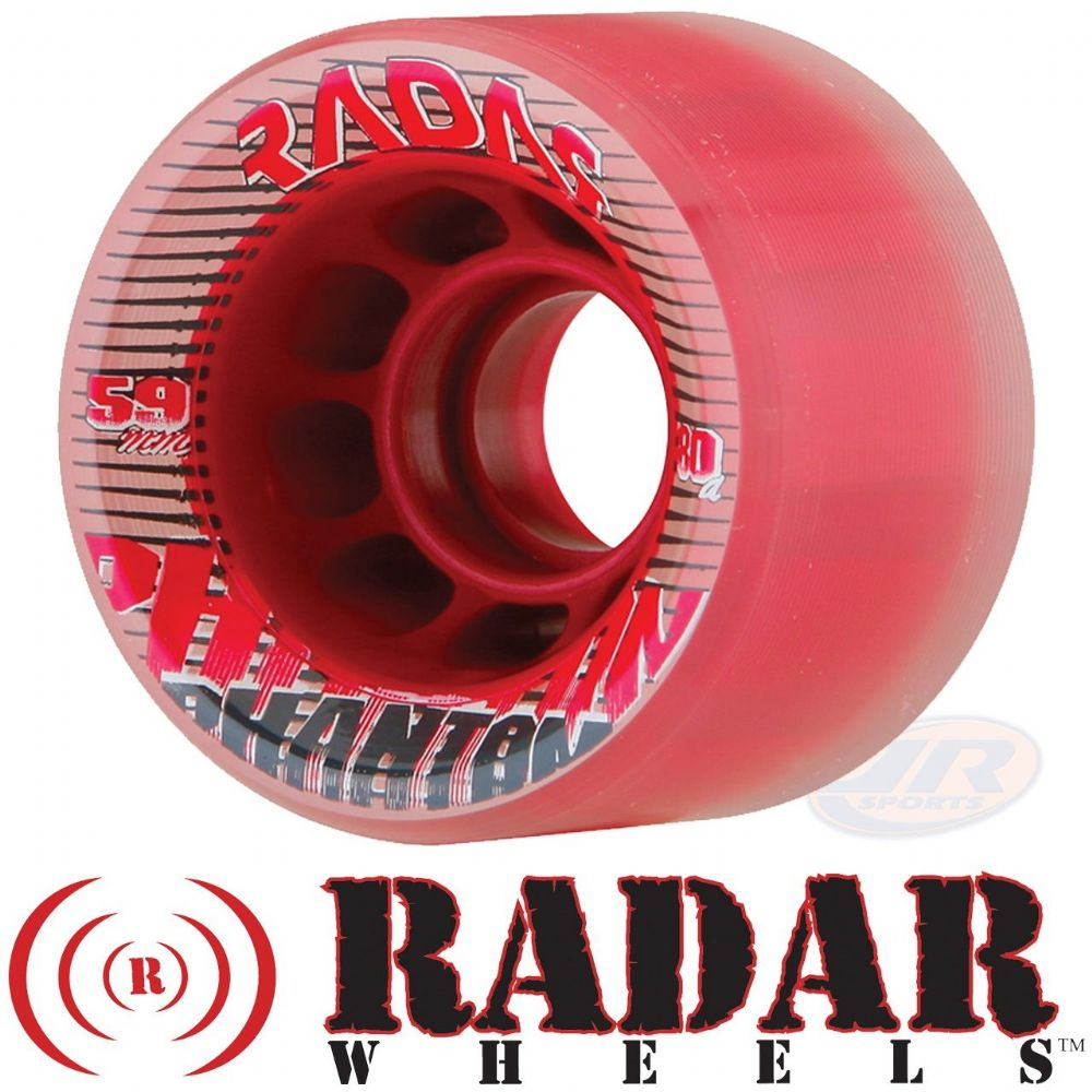 Radar Phantom 80a 59/43mm- 8 wheels